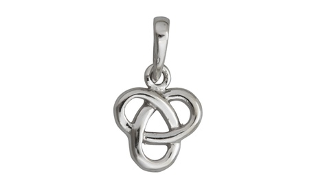 """Sterling Silver Rhodium Celtic 18"""" DC Cable Chain Necklace 5a22f827-353a-4a95-8a7f-8f1a6eaa8abe"""