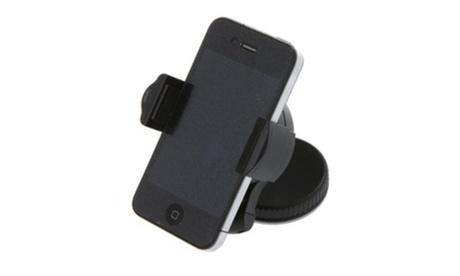 QPower Premium New Car Tech Cell Mobile Phone Rotating 360 Dash Mount Holder de1afdaf-f22f-481b-9c36-d782ba1ac01e