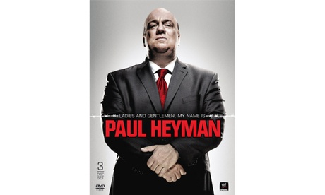 WWE: Ladies and Gentleman, My Name is Paul Heyman (3-Disc)(DVD) 3db191d1-5198-42ad-8cb7-6f08354ab8e8
