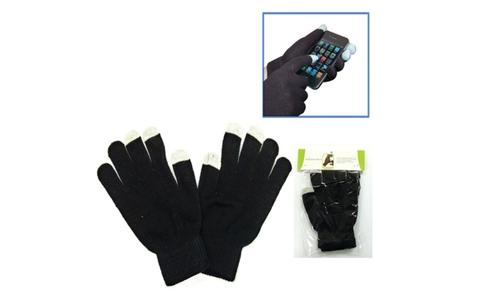 Buy It Now : Texting Gloves for Smartphone-College Dorm Room Accessories-Pack of 2