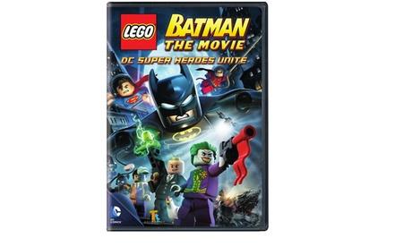 LEGO Batman: The Movie DC Superheroes Unite (No Figurine)(DVD)