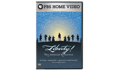 Liberty! The American Revolution DVD 3PK b05fd459-3b52-4f3a-8db7-6618090af268