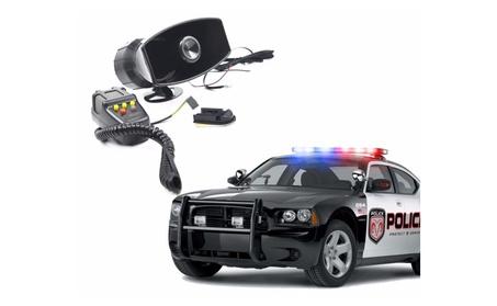 Zone Tech 12V Car Tone Alarm Police Fire Speaker PA Siren Horn System f8d2f329-cbf8-4e81-8e7b-c3ed302e55d9