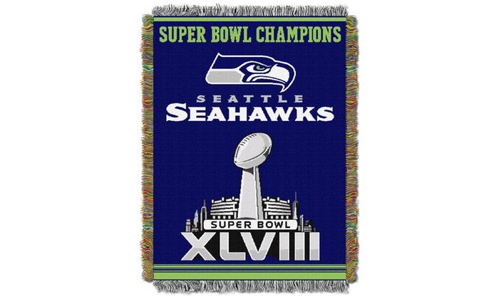 NFL 051 Seahawks Commemorative Series
