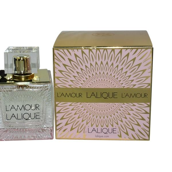70a80b73f L'Amour Lalique Eau De Parfum Spray 3.4 Oz | Groupon