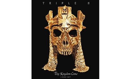 WWE: Triple H: Thy Kingdom Come (2-Disc)(Blu-ray) 3258c5a5-5aaf-4728-bb56-e750db027066