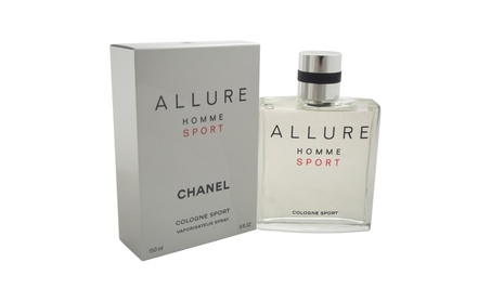 Allure Homme Sport by Chanel for Men - 5 oz Cologne Spray 16dd7563-4d30-43c5-a0e6-920341caebb3