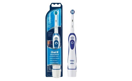 NEW BRAUN ORAL B ADVANCE POWER 400 ELECTRIC/BATTERY TOOTHBRUSH