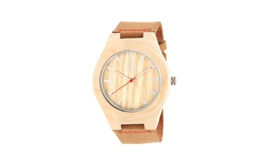 Earth Wood Unisex Watches Aztec Collection