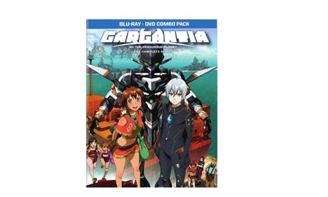 Gargantia: The Complete Series Combo Pack 9648ed6b-54d1-44d1-82f4-d9541017cdc6
