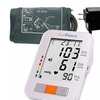 Talking Blood Pressure Monitor with AC Adapter and Upper Arm Cuff