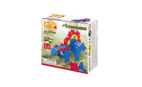LaQ Blocks Dinosaur World Mini Stegosaurus 3bd1ef95-3eb6-4f24-8f61-7f5ea57c07f6