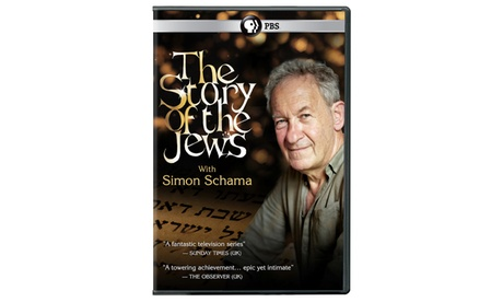 The Story of the Jews with Simon Schama DVD 0e8411d6-5849-4fa0-aa30-2f59c5a6f890
