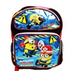 Despicable Me Danger Minions Large School Bag