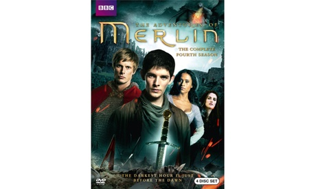 Merlin: The Complete Fourth Season (DVD) 0d2bed00-643b-4e7d-b100-a2960f8822ea