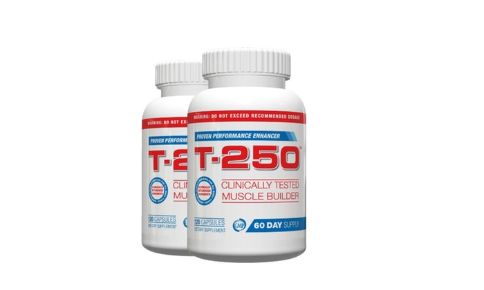 Buy It Now : 2 or 3 Bottles of T-250,Testosterone Booster Supplements  for Men