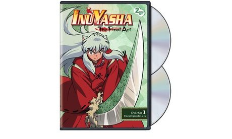 Inuyasha The Final Act Set 1 (DVD) 3fae0efa-9dc1-40f4-b099-a3d03f14e0c5