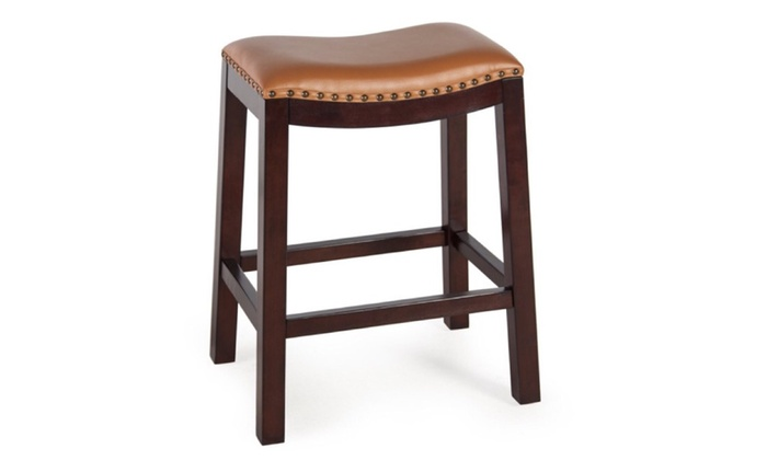 Belham Living Backless Bar Stool Groupon
