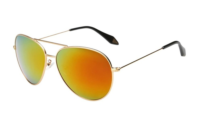 Women's Classic Summer Anti-UV Polarized Oversized Sunglasses