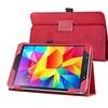"Insten Red Folio Shell Case for Samsung Galaxy Tab 4 8"" SM-T330"