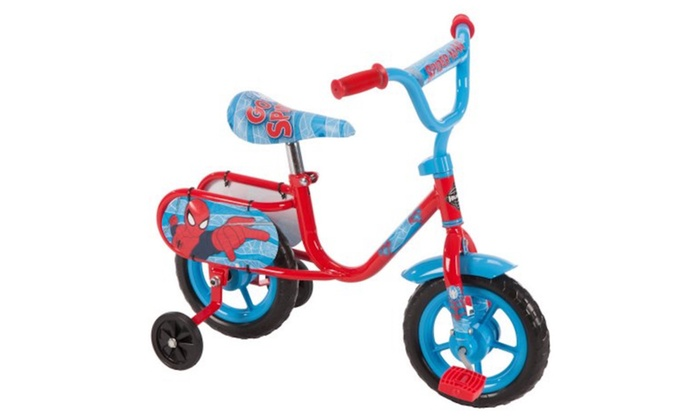 10″ Huffy Marvel Spider-Man Boys' Pedal Cycle Bike