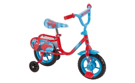 "10"" Huffy Marvel Spider-Man Boys' Pedal Cycle Bike 406e2bb5-d3c4-4aa3-a10d-8112b3521270"