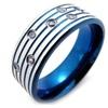 COI Jewelry Aircraft Grade Titanium Ring - JT1048A