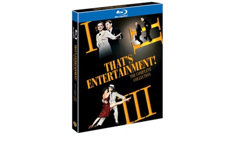 That's Entertainment Trilogy Giftset (BD) (Rpkg) 91270891-05e2-49af-9d2c-b69651495519