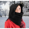 Unisex Cold Weather Fleece Hood - Multiple Colors Available