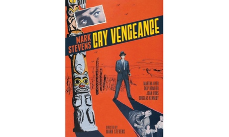Cry Vengeance DVD 999b5826-0295-4104-92b2-ed271b009cb6