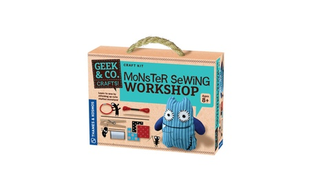 Thames & Kosmos Monster Sewing Workshop 09defee9-37f7-4e2d-834e-0107c0d685b6