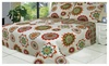 WholesaleBeddings: Julia Fashion Floral Design Quilt Set Oversized Lightweight Mini Sets