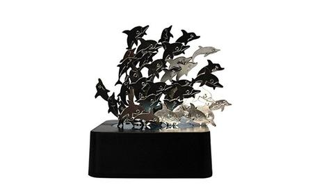 Dolphin Creative Magnetic Sculpture For Desk Decor 9c015bfe-1cea-4218-b373-cc7d7647d44b