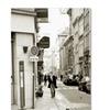 Preston Man in Paris Canvas Print