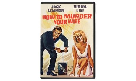 How To Murder Your Wife DVD b122bb5a-045a-4811-a0ba-cf426b5bcf2e