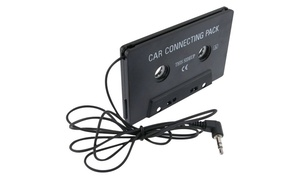 Insten Universal Car Audio Cassette Adapter