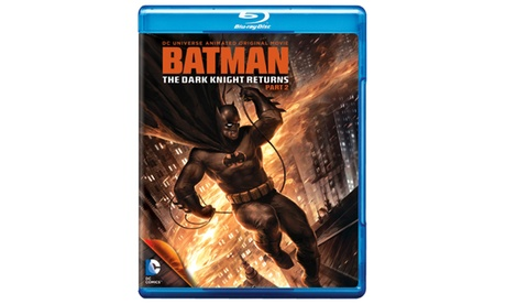 DCU: Batman: The Dark Knight Returns Part 2 (Blu-ray) 4f1736db-b726-46c3-b1fb-17f5788ed437