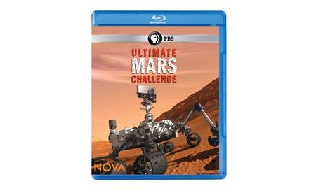 NOVA: Ultimate Mars Challenge Blu-ray c592aebd-daa1-42e7-bfa6-ed7011a90ab5