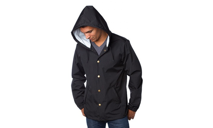 Ind. Trading Co. Windbreaker Jacket with Hood EXP95