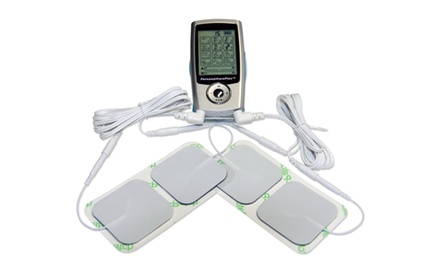 Mini Digital Massager and Muscle Stimulator with 12 Stimulation Modes