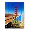 Philippe Hugonnard San Francisco Travel Canvas Print