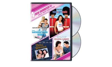 4 Film Favorites: Girls Night (4FF) (DVD) f704d1f0-6c9c-4110-9d8b-38e0b43a5847