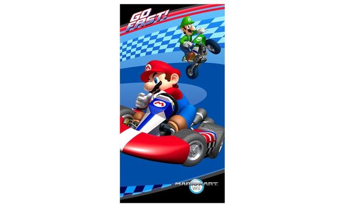 Nintendo Super Mario Go Fast Slumber bag