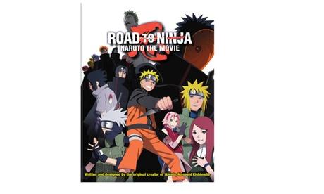 Naruto Shippuden (Movie 6) Road to Ninja (DVD) 2935c62e-2e25-4bab-8ee3-7c2183376ae4