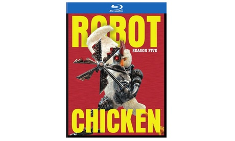 Robot Chicken: Season Five (Blu-ray) 52ed6e64-0905-45d3-9af9-79a9cd193e15