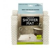 Kole Imports Non-slip Shower Mat With Suction Cups - Pack Of 6