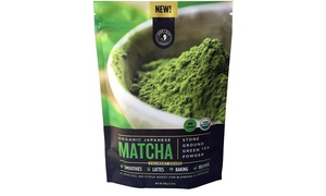 Organic Japanese Matcha Green Culinary Grade Tea Powder