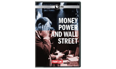 FRONTLINE: Money, Power and Wall Street DVD cdc07a2f-3548-414d-aa85-8cba7c3f2c14