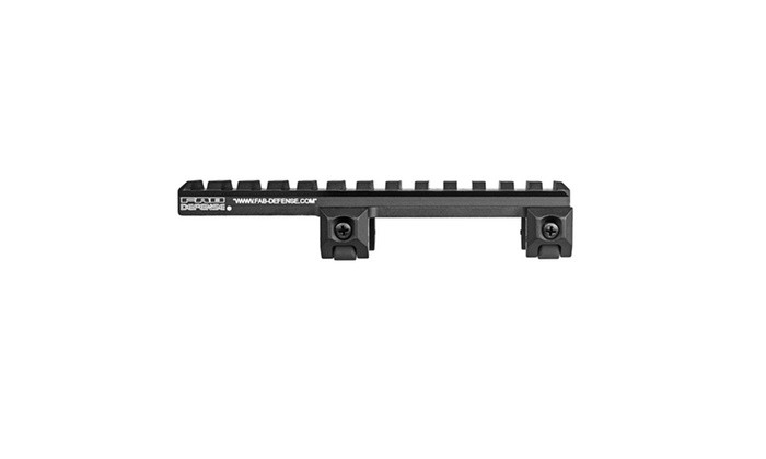 FAB Defense MP5 Aluminum Scope Mount Black