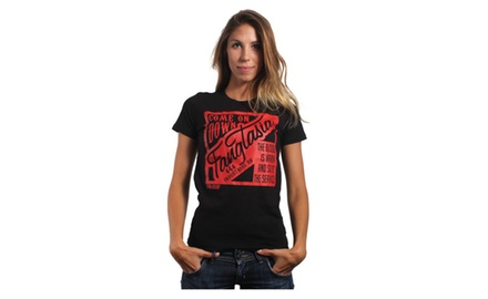 True Blood Fangtasia Women's T Shirt